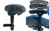 bodybilt chair arm image